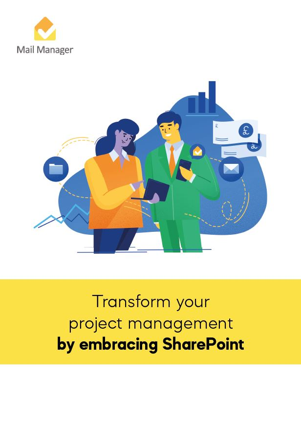 Transform your project management by embracing Sharepoint