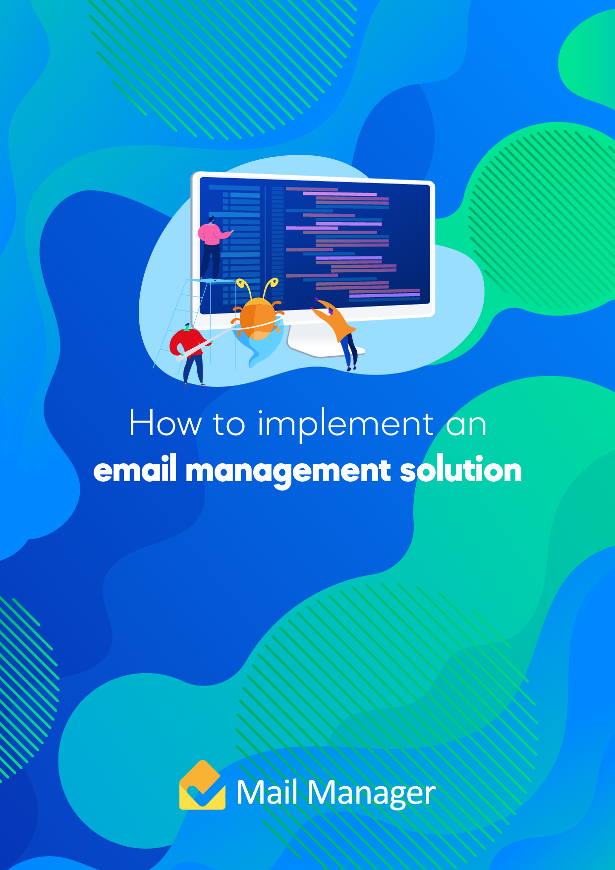 How to implement an email management solution-01