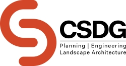 CSDG logo black