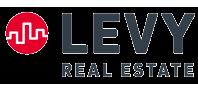levy real estate logo