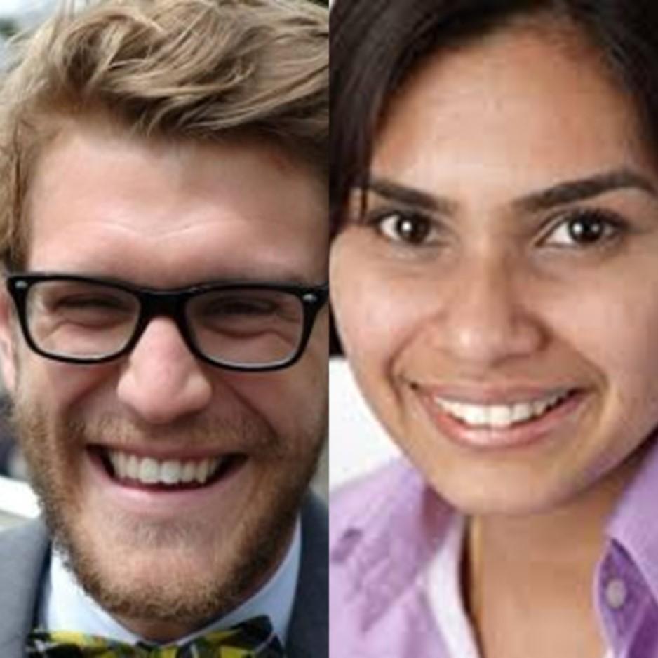 Martin & Shahida