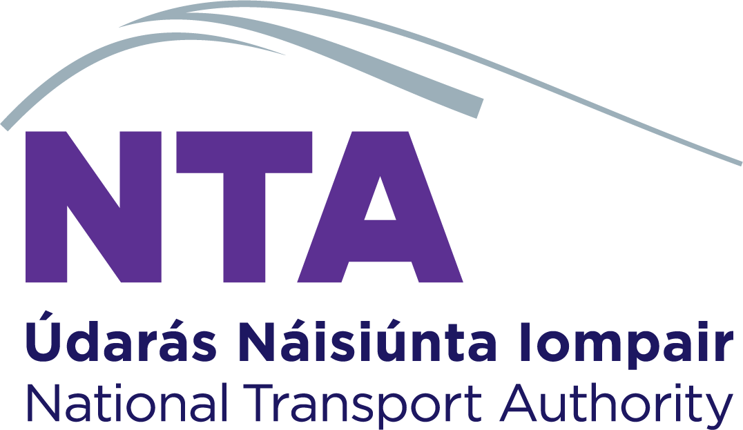 National Transport Authority Ireland logo