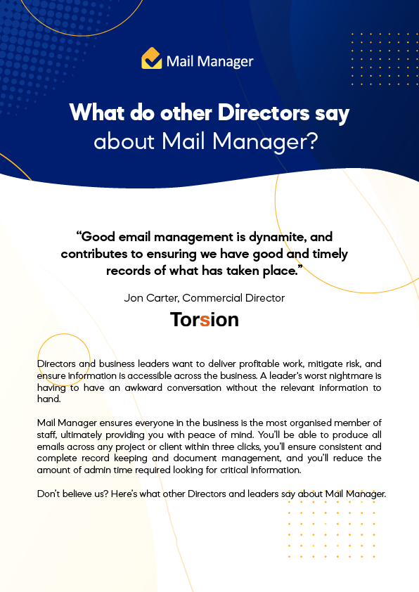 What directors say about Mail Manager_thumbnail-01